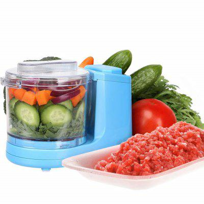 Mini Chopper Cup One-Touch Mini Food Chopper for Blending Vegetable