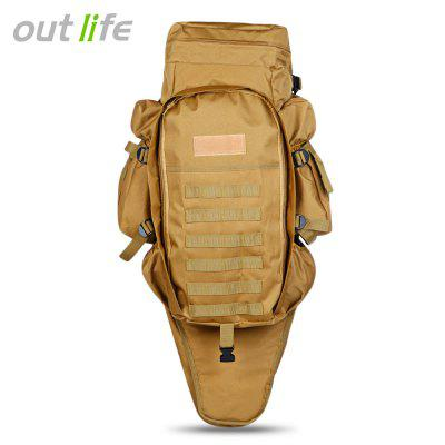 Outlife 60L Outdoor Military Backpack Pack Rucksack for Hunting Shooting Camping Trekking Hiking