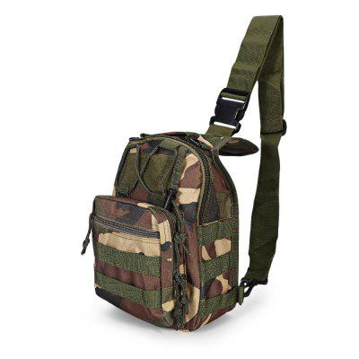 600D Outdoor Sports Bag Shoulder Military Camping Hiking Bag Tactical Backpack Travel Trekking Bag