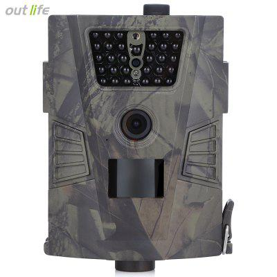 Outlife HT-001 850nm IR GPRS Hunting Camera Night vision 30pcs LEDs 750P 1084P Wildlife Trail Camera