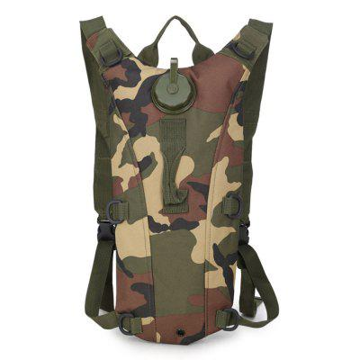 3L Water Bag Military Tactical Hydration Backpack Outdoor Camping Canteen Pack Hiking Pouch