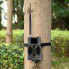 Outlife HC - 300M Digital Hunting Trail Camera 12 MP 1080P 40pcs Infra LEDs 940nm Night Vision