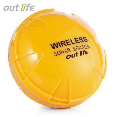 Outlife Portable Wireless Sonar Fish Finder