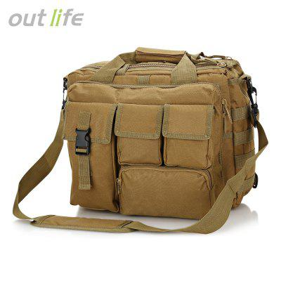 Outlife Outdoor Tablet Package Tactical Messenger Bag Military Waterproof Camouflage Handbag