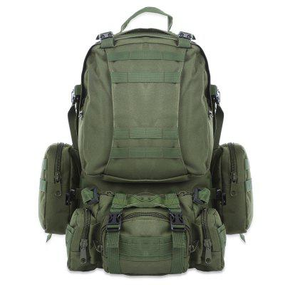 7 Colors Outlife Outdoor 50L MOLLE Military Camping Hiking Backpack
