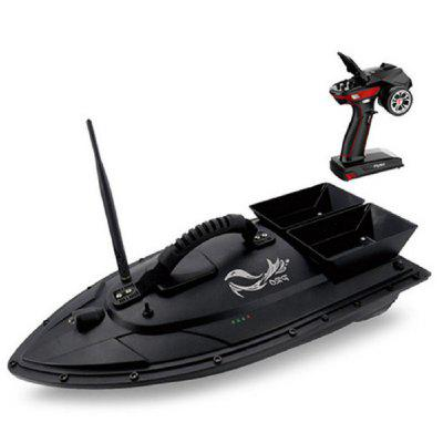 lytec V500 Fishing Bait RC Boat 500m Remote Fish Finder 5.4km per hour Maximum Speed  Double Motor