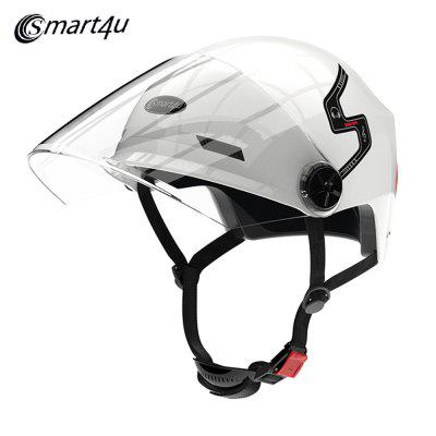 Smart4u E10 Smart Bike Motorcycle Helmet with Removable Mask Bluetooth Waterproof Safe Helmet