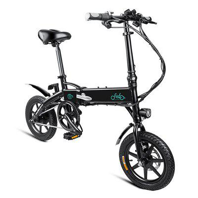 FIIDO D1 7.8Ah Folding Electric Bike EU 14 x 2.125 inch Tires  Electric Bikes Image