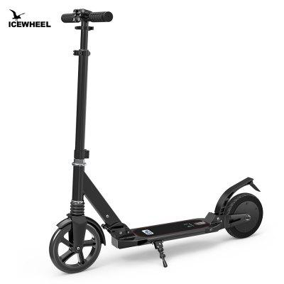 Icewheel Intelligent Motion Acceleration Double Shock Absorption Electric Scooter