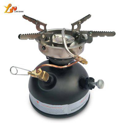 Outdoor Camping Non Preheating Oil Stove Burners No Noise with Self-contained Needle Durable Stove