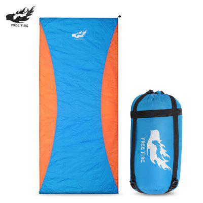FreeFire Outdoor Camping Sleeping Bag Waterproof Double Zipper 800D Nylon Hiking Sleeping Bags
