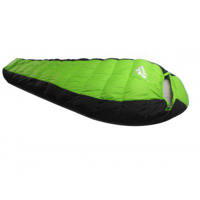 FREE FIRE Adult Mummy Down Outdoor Camping Sleeping Bag