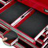Giantz 9 Drawer Mechanic Tool Box Storage - Red TB-9DR-CHEST-RED