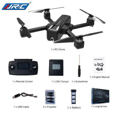 JJRC X11 5G WiFi GPS RC Drone RTF with GPS Location Tracking Optical Flow Positioning Quadcopter