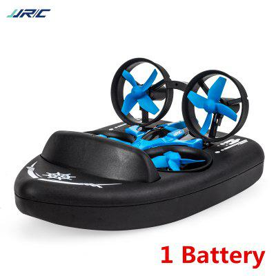 JJRC H36F RC Drone Hovercraft Land Mode Multi-function 3-in-1 Toy Headless Mode Speed Switching