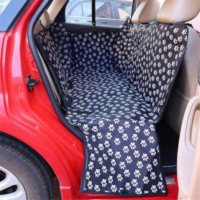 Pet Dog Cat Mat Blanket Car Pad Waterproof Oxford Hammock Dog Seat Cover Car Carrier Cover Home Mats