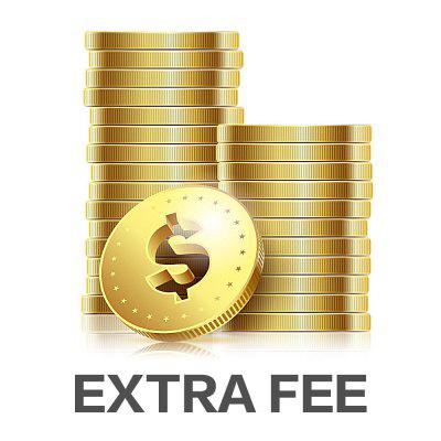 Remote Extra Shipping Fee for Product