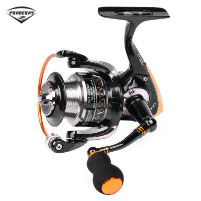 PRO BEROS ST1000 Series All-metal Lightweight 9 Ball Bearing Spinning Fishing Reel Saltwater Wheel