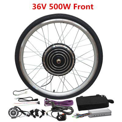 Electric Bicycle Motor Modification 26 inch Wheel Electric Kit Conversion Kit 48V 1000W Motor Wheel