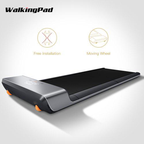 A1 Treadmill Smart Foldable Walking Machine Electrical Fitness Equipment