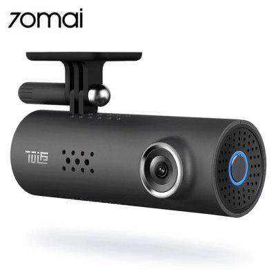 70mai D06 1S Car Driving Recorder Smart WiFi DVR 1080P Image G-sensor Voice Control Night Vision