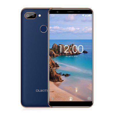 OUKITEL C11 Pro 4G 5.5-inch Smartphone MTK6739 Quad Core 1.3GHz Dual Back Cameras 3GB RAM 16GB ROM Image