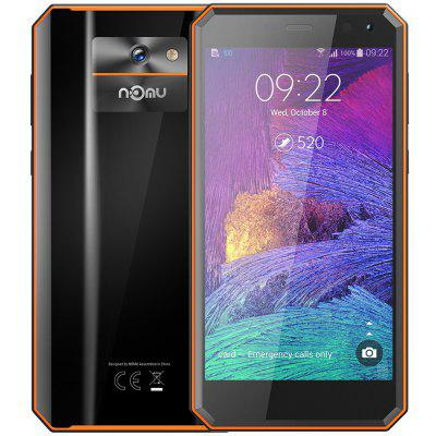 NOMU M6 4G Smartphone 5.0 inch Android 7.0 MTK6737VWT Quad Core 1.5GHz 8.0MP Rear Camera Image