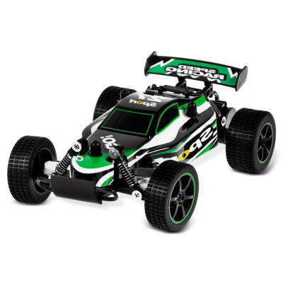 Jule 23211  Brushed RC Car RTR Splashproof  2.4GHz 2WD Impact-resistant PVC Shell