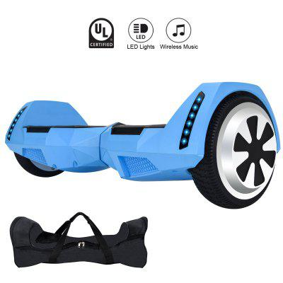 Four Colors Self Balance Scooter 4.0Ah Large Battery Capacity