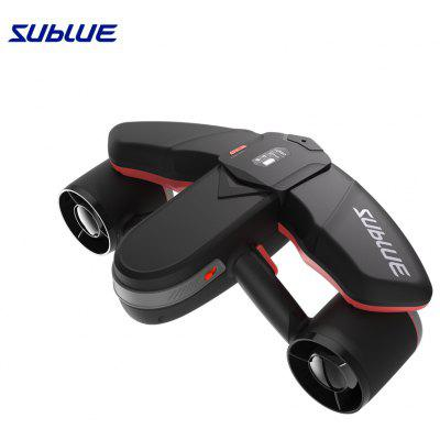 Sublue Seabow Professional Smart Electric Underwater Scooter for Diving Photography Sports