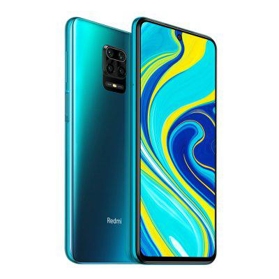 Xiaomi Redmi Note 9S 48MP Quad Camera Array Mobile Phone Global Version Online Smartphone EU Plug Image