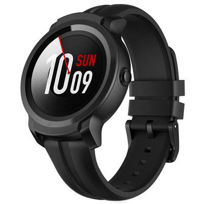 Ticwatch E2 5ATM Waterproof Design / Heart Rate / Multiple sport Modes / GPS Function Smart Watch from XiaoMi YouPin Image