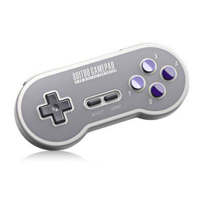 8Bitdo SN30 Wireless Controller with 2.4G NES Receiver Classic Joystick Gamepad for Switch Android PC Mac