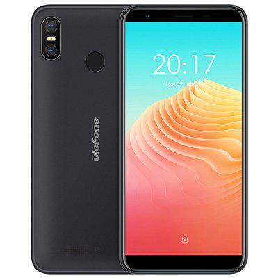 Ulefone S9 Pro 4G Phablet 5.5 inch Android 8.1 MTK6739 Quad Core 1.3GHz 2GB RAM 16GB ROM 13.0MP + 5.0MP Rear Camera