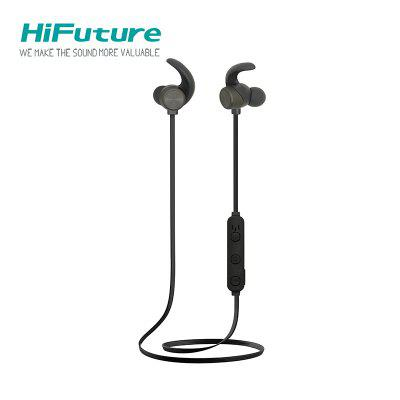 Future Enzo wireless sports headset with remote control for VOL and Tracks