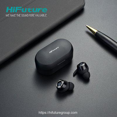 HiFuture OlymBuds TWS earbuds 5.0 with extra secure fits for xiaomi and Andriod Phones