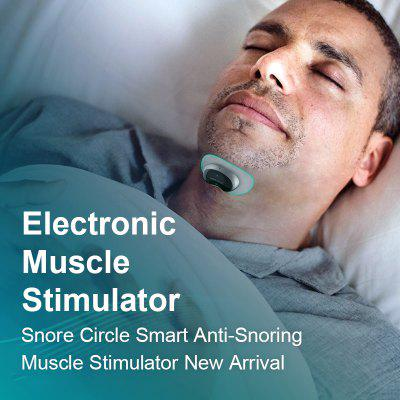 Snore Circle Smart Anti-Snoring Muscle Stimulator Snore Stopper