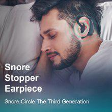 Snore Circle Smart Anti Snoring Device Earphone Snore Stopper