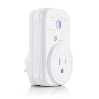 Houzetek Wireless Remote Control Switch Socket Controlling Home Lights and Appliances from Phone