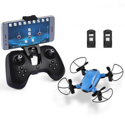 helifar X1 Air Press Altitude Hold Foldable RC Mini Quadcopter with APP control
