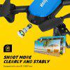 helifar Z45 1080P FPV Brushless RC Quadcopter with Double Batteries with camera