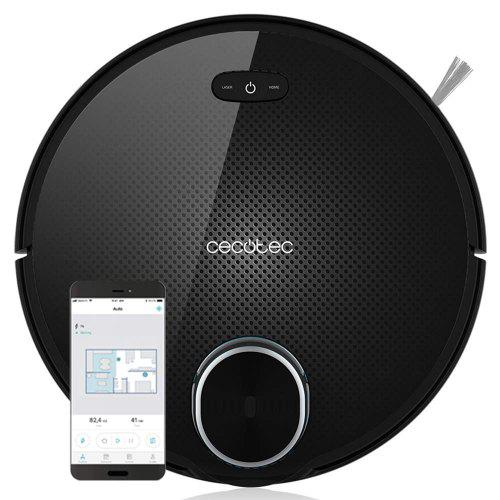 Cecotec Conga Series 3090 Robot vacuum cleaner 4 in 1 with mapping and app Smart and tid