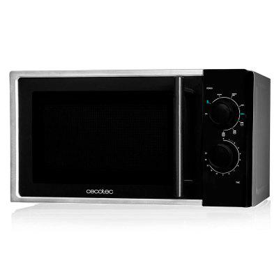 Cecotec Silver microwave with grill