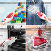 Finether All-in-1 Multi-Surface Steam Cleaner Steam Mop Handheld Steamer with UV Light