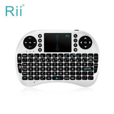 Rii i8 Mini 2.4G Wireless Keyboard  with Touchpad Mouse for Tablet Smartphone