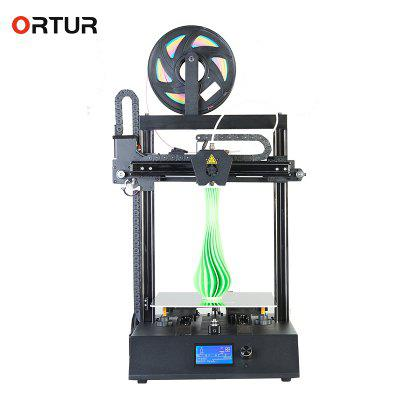 Ortur4 V2 High Speed Impresora 3d Resume Print Imprimante 3d 2019 Latest Metal 3d Printer FDM