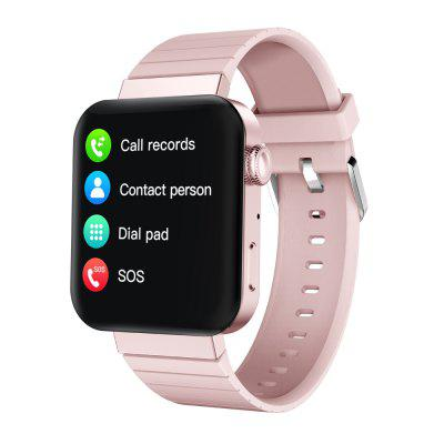 Mi 5 Smart Watch L13 1.3 Inch IPS Screen Waterproof Android IOS Message Reminder Remote Control - Black China