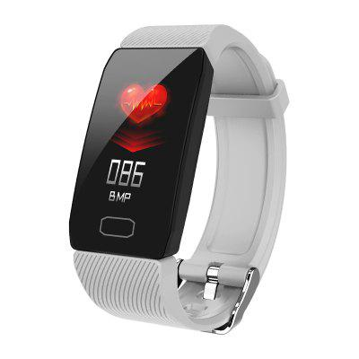 sosnsky Smart band Q1 Bracelet Heart Rate Fitness Color Screen Bluetooth