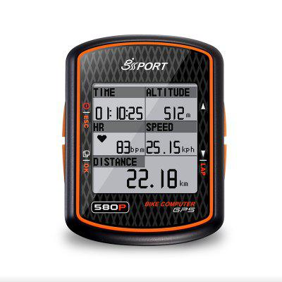 Globalsat  GB-580P  Bicycle Computer_self training route navigation and smart track back