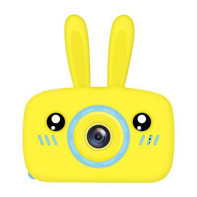 X9S HD 1080P  Rabbit Style  Portable Children Sports Camera-yellow